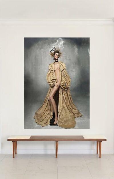 Efren Isaza, 'With Yves Coat II', 2010