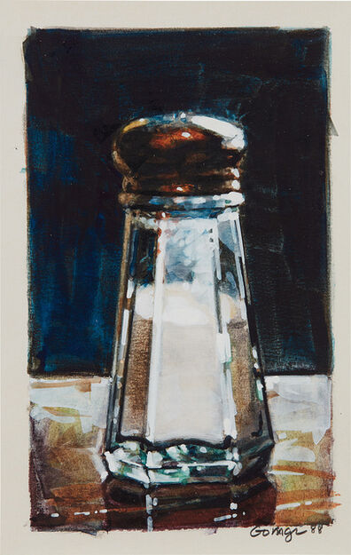 Ralph Goings, 'Salt Shaker', 1988