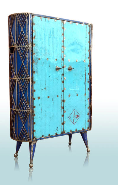 Hamed Ouattara, 'Indigola furniture ', 2018