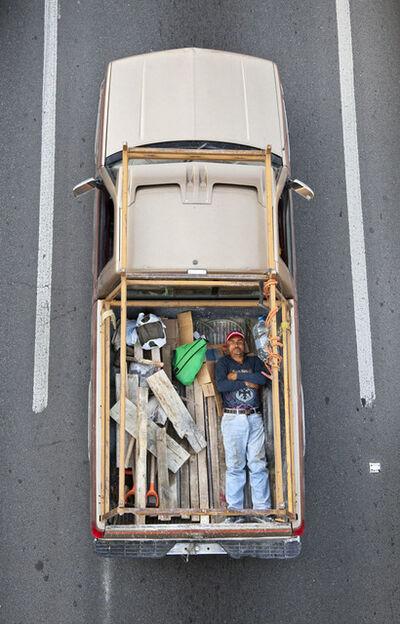 Alejandro Cartagena, 'Carpoolers #30', 2011