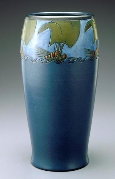 Marblehead Pottery, 'Vase', about 1910-1920