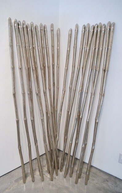 Subodh Gupta, 'Magic Wands 6', 2004-2005