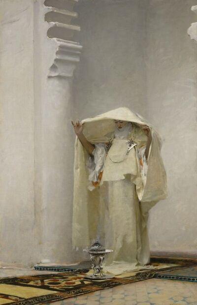 John Singer Sargent, 'Fumée d'Ambre Gris (Smoke of Ambergris)', 1880