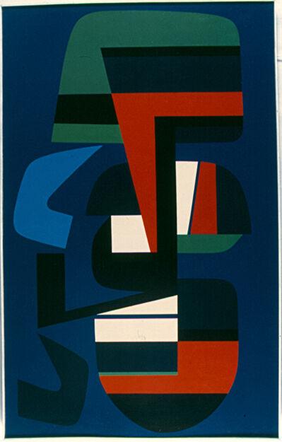 Jean Dewasne, 'Badia la grande', 1952