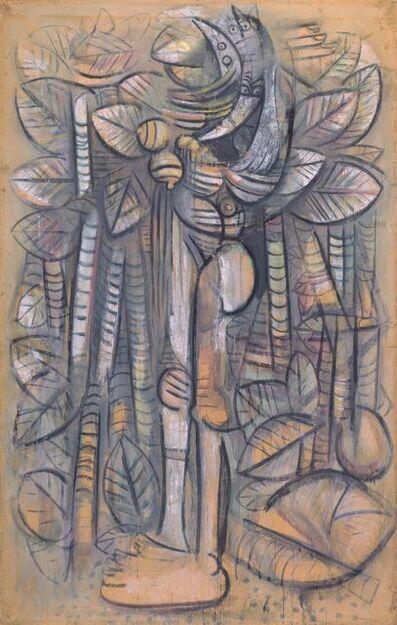Wifredo Lam, 'Lumière de la Foret (Light of the Forest)', 1942