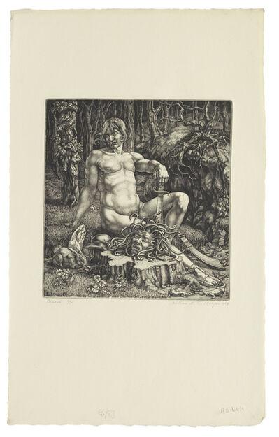 William Evan Charles Morgan, 'Perseus', 1929