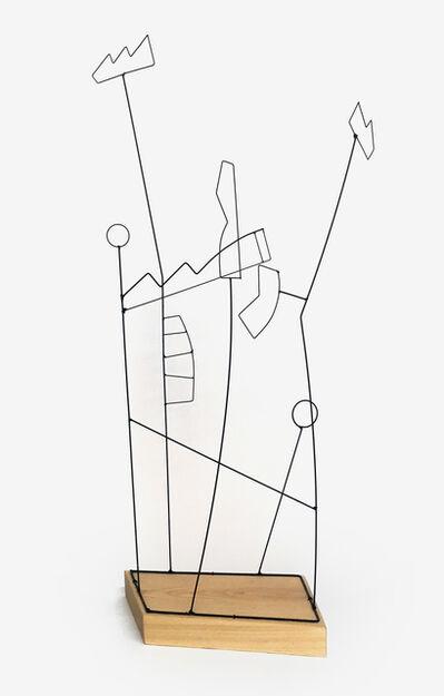 Fitzhugh Karol, 'Wire Landscape III', 2017