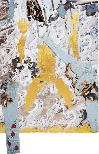 Korakrit Arunanondchai, 'My trip to the White Temple 3', 2013