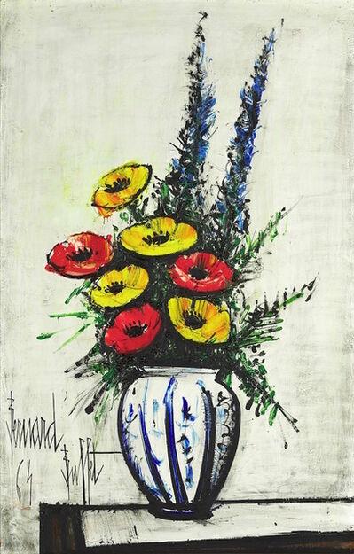 Bernard Buffet, 'Bouquet de fleurs', 1964