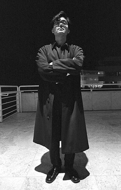 Harry Gamboa Jr., 'Jaime Villaneda, Curator', 2000