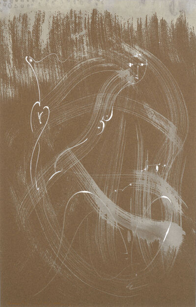 André Masson, 'Ondines', 1957