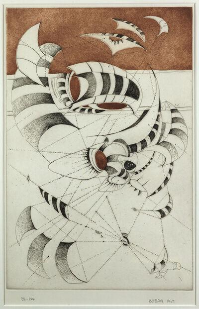Lee Bontecou, 'untitled ', 1967-1968