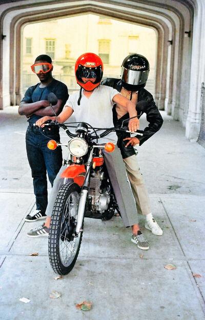 Jamel Shabazz, 'The Unknown Riders Flatbush Brooklyn New York City', 1981