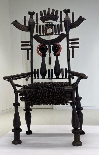 Gonçalo Mabunda, 'untitled', 2019