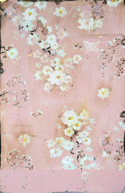Kathe Fraga, 'Afternoon Sunlight on a Pink Bedroom Wall', ca. 2015