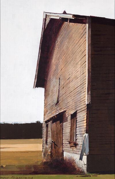 Dean Mitchell, 'Quincy Tobacco Barn', 2018