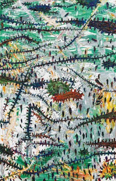 Gunter Damisch, 'Untitled', 1996/1997