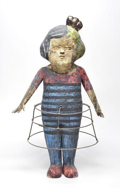 Kensuke Yamada, 'Wind Charm I (Stripes)', 2015