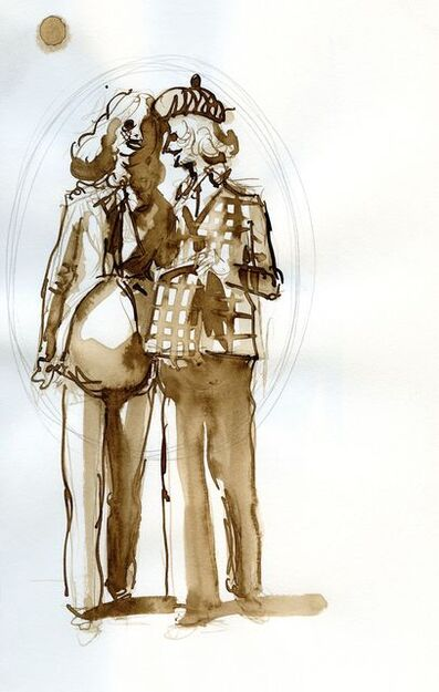 John Currin, 'Untitled', 2006