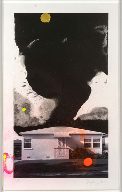 Joe Goode, 'House Tornado (11532)', 2007