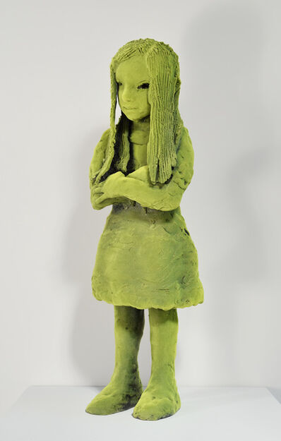 Kim Simonsson, 'Moss Person', 2015