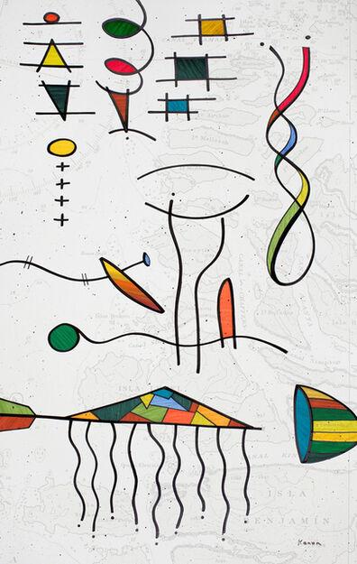 Ken Nahan, 'Grand Voyage #5', 2014
