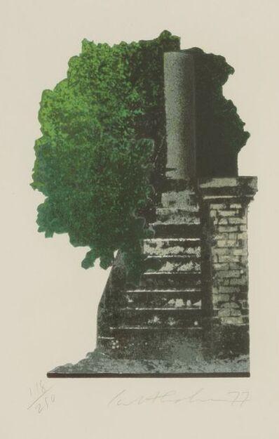 Ivor Abrahams, 'OXFORD GARDENS', 1977