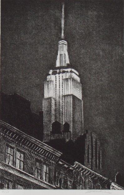 Frederick Mershimer, 'Empire State', 1984
