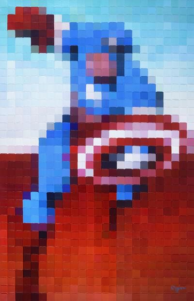 Sveta Esser, 'Captain America', NA