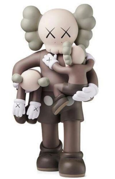 KAWS, 'KAWS, Clean Slate (Brown), 2019', 2019