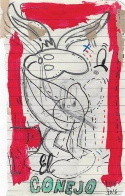 Luis Pérez Calvo, 'El conejo', 2016