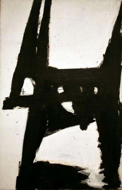 Franz Kline, 'Four Square', ca. 1956