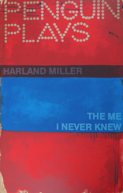 Harland Miller, 'The Me I Never Knew', 2013