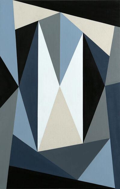 José Rosabal, 'Black and White VI', 2017