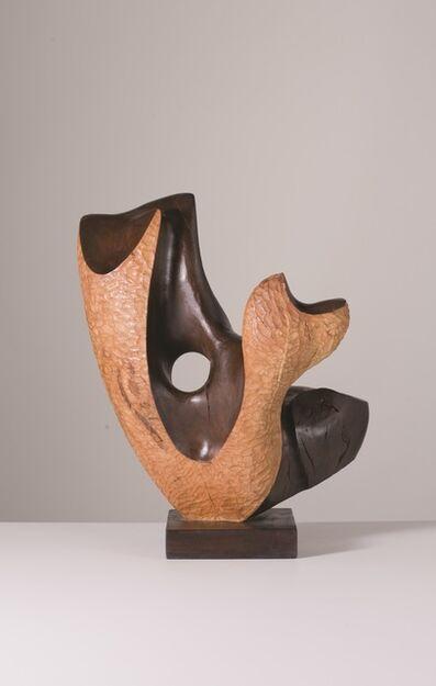 Mario Dal Fabbro, 'Curved Shape', 1985