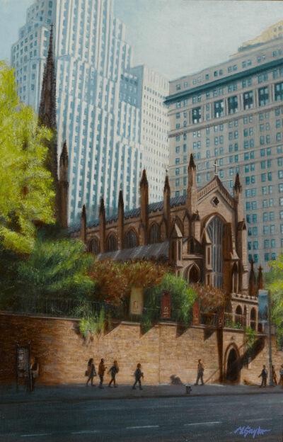 Marcia Gaylor, 'Trinity Reflections', 2013