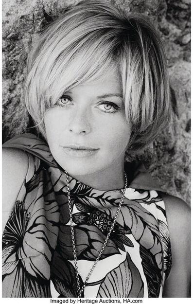 Patrick Lichfield, 'Susannah York on the set of Duffy, Spain, September 3', 1967