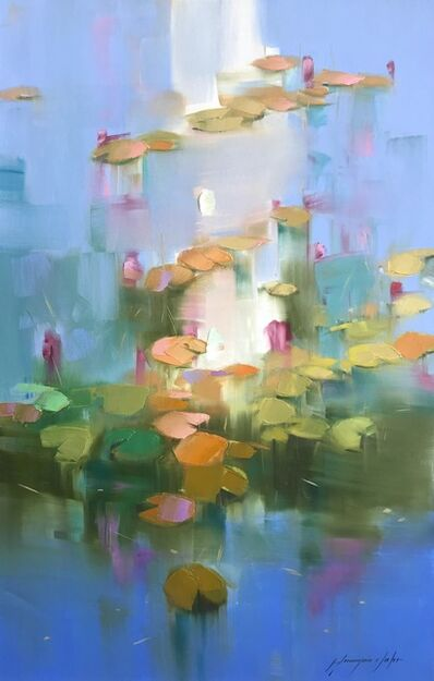 Vahe Yeremyan, 'Waterlilies', 2020