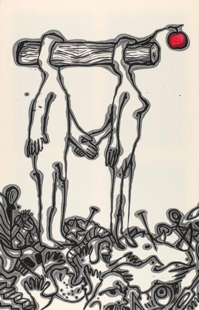Omar Bey, 'Adam et Eve', 2018