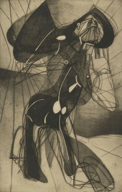 Stanley William Hayter, 'Amazon', 1945
