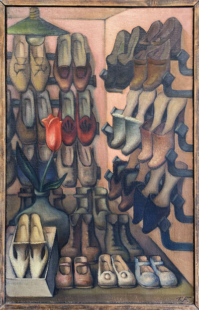 Theodore Fried, 'Souvenir des Pays Bas', 1935