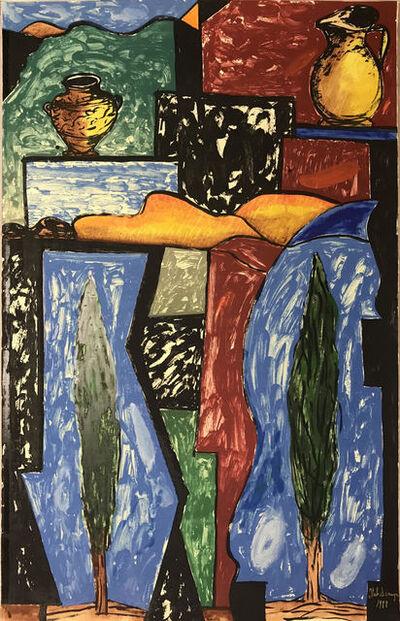 Italo Scanga, 'Tujunga', 1988