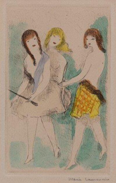 Marie Laurencin, 'Jeunes Filles dansantes'