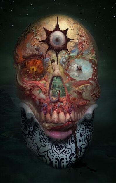 Burton Gray, 'Skull'