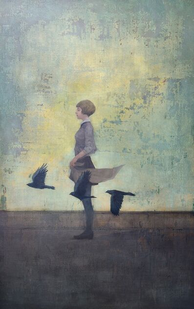 Federico Infante, 'Three ravens',