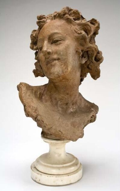 Jean-Baptiste Carpeaux, 'Portrait of a Woman', 19th century