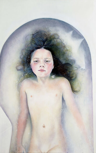 Ishbel Myerscough, 'Bella in the bath', 2014