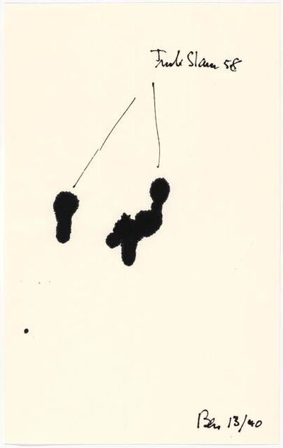 Ben Vautier, 'Funk Salm', 1958-2001