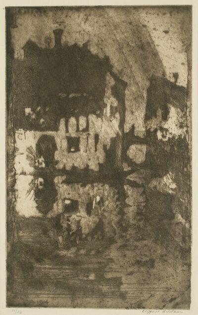 Clifford Isaac Addams, 'Ma Porte a Venise', ca. 1914