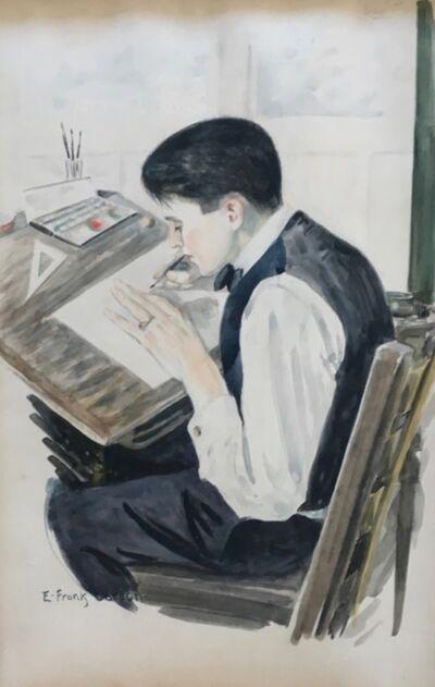 Frank Carson, 'Self Portrait', Late 19th/Early 20th c.